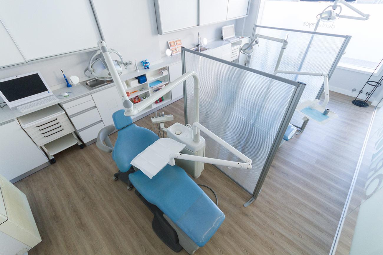 Instalaciones Clínica Dental Fayos